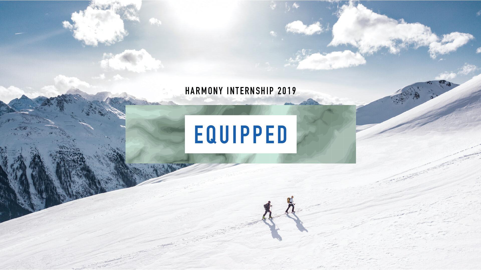 Harmony Internships