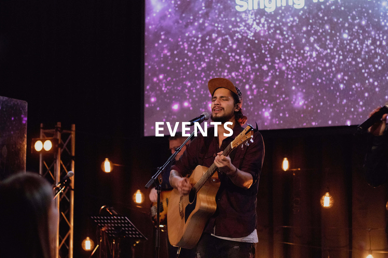 Events Harmony Church