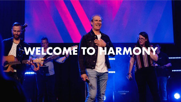 Welcome to Harmony