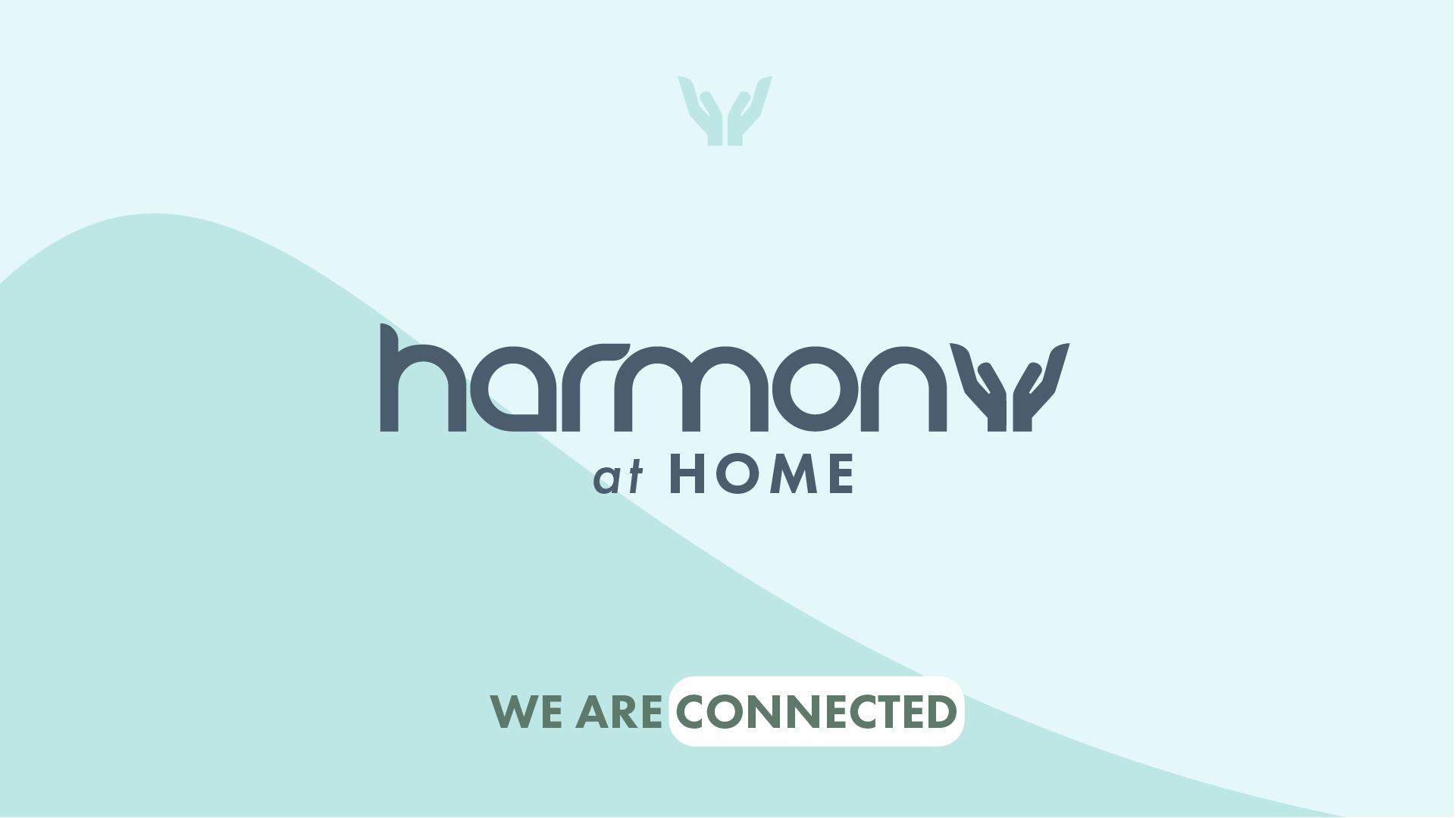 LIVESTREAM HARMONY AT HOME